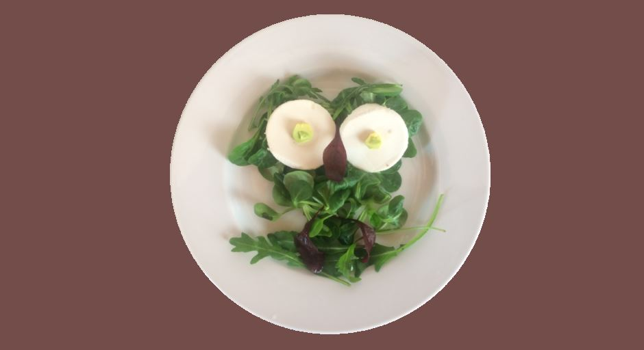 Eule_Salat_Granatapfel